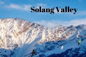 Solang Valley Vocations in Manali Himachal Pardesh