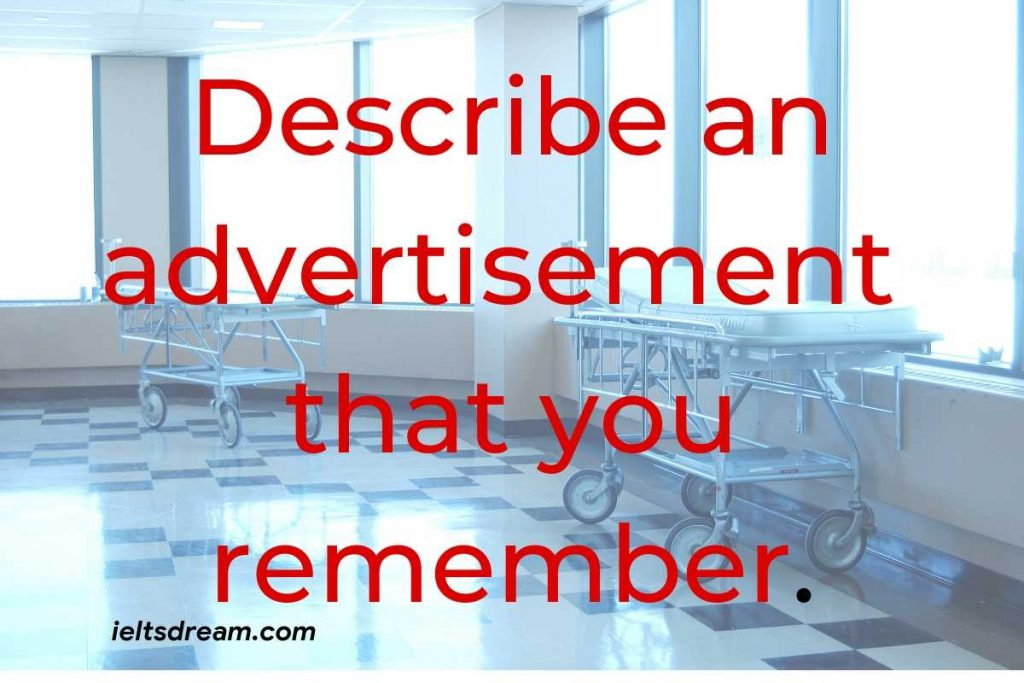 Describe an advertisement that you remember ponds white face wash