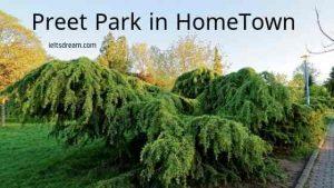 Preet Park in HomeTown