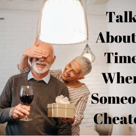 Talk about a time when someone cheated you and hide truth