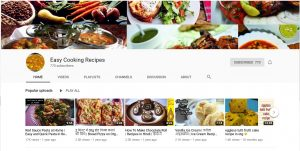 Aunt Manpreet's Online channel easy cooking recipes