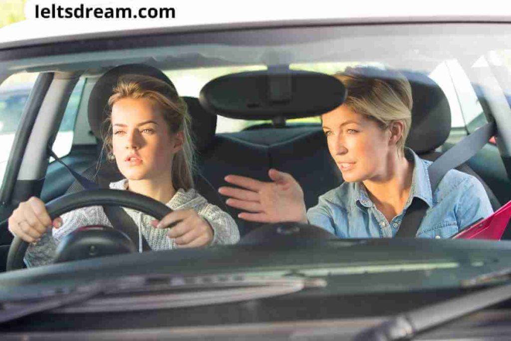 Your Friend Is Thinking about Learning to Drive and Would like