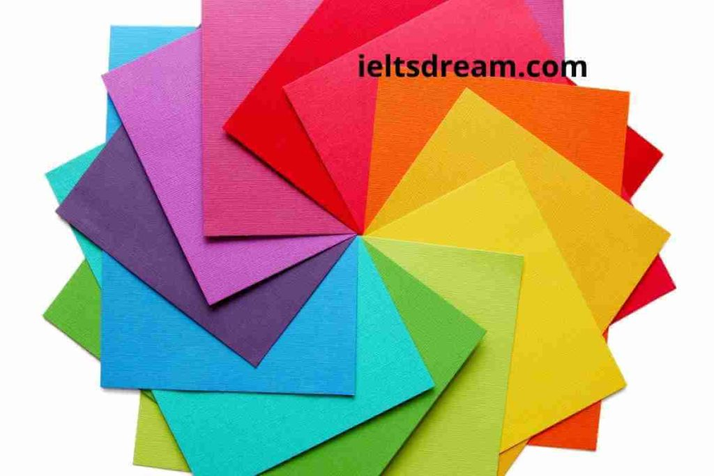 Colours IELTS Speaking Part 1 Questions With Answers (3) (1)