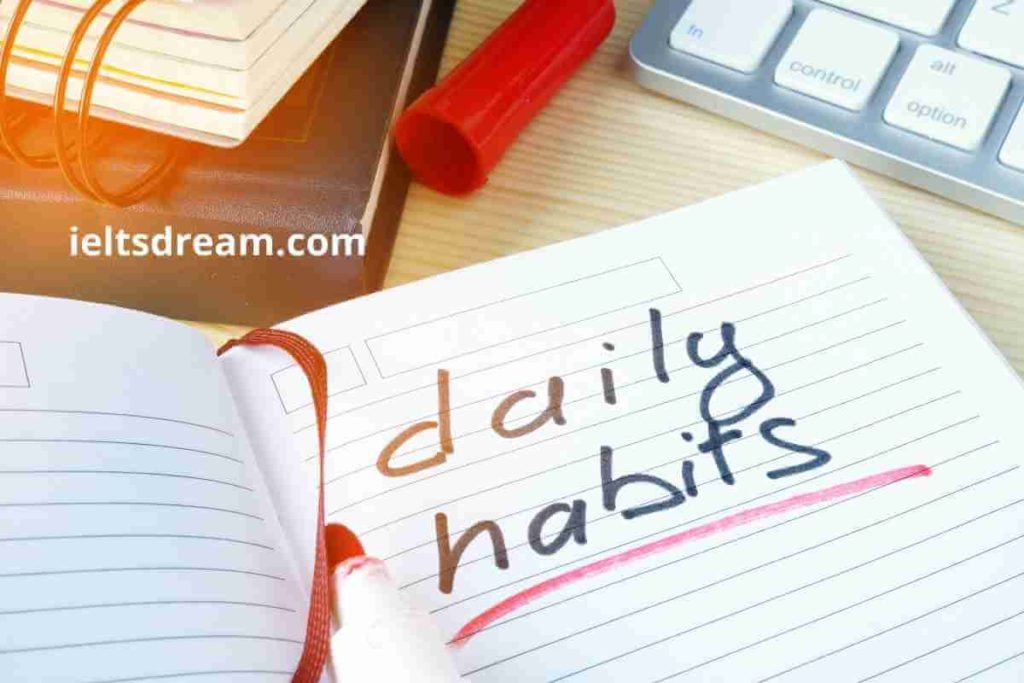 Describe a habit your friend has and you want to develop (5) (1)