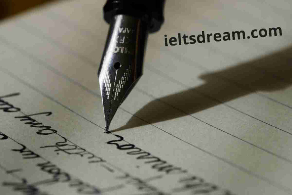 Handwriting IELTS Speaking Part 1 Questions With Answers (1)