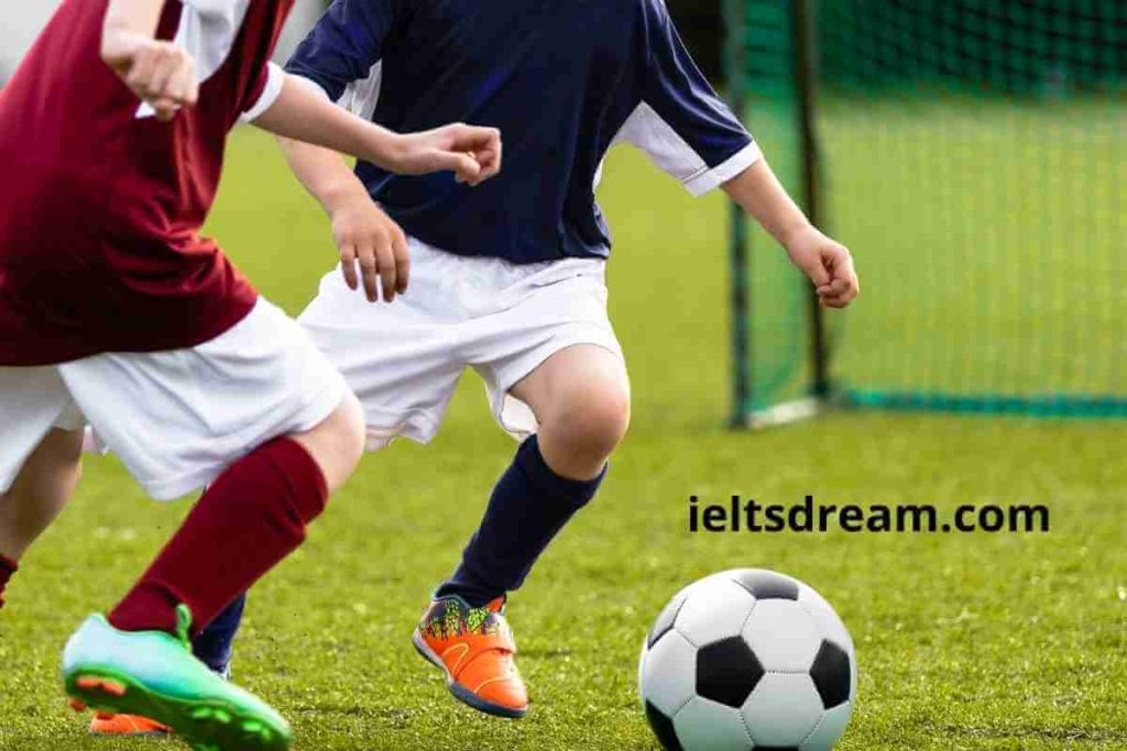 Some People Believe that Children Should Do Sports so that They Will Grow up as Healthy Adults (1)